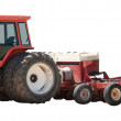 Red Tractor — Stock Photo #35483965