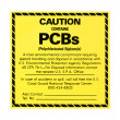 PCB Warrning Label — Stock Photo #36080151