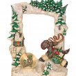 Christmas Picture Frame — Stock Photo #36172775