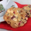 Cranberry Cookies — Stock Photo