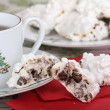 Cookies and Coffee — Stock Photo