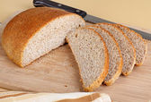 Sliced Rye Bread — Stock Photo