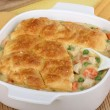 Chicken Pot Pie — Stock Photo #37384099