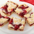 Cherry Squares — Stock Photo #37581125
