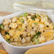 Stock Photo: Chicken Casserole