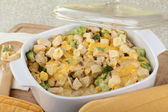 Chicken Casserole — Stock Photo