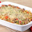 Stock Photo: Casserole Dish