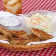 Chicken Strips Meal — Stock Photo #39764265