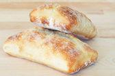 Italian ciabatta bread — Stock Photo
