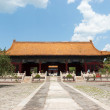 Entrance to the Ming Dynasty Tombs — Stock Photo