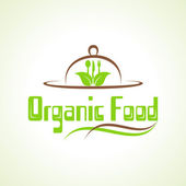 Organic food — Stock Vector