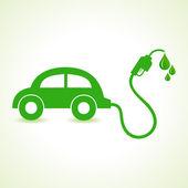 Bio fuel concept — Stock Vector