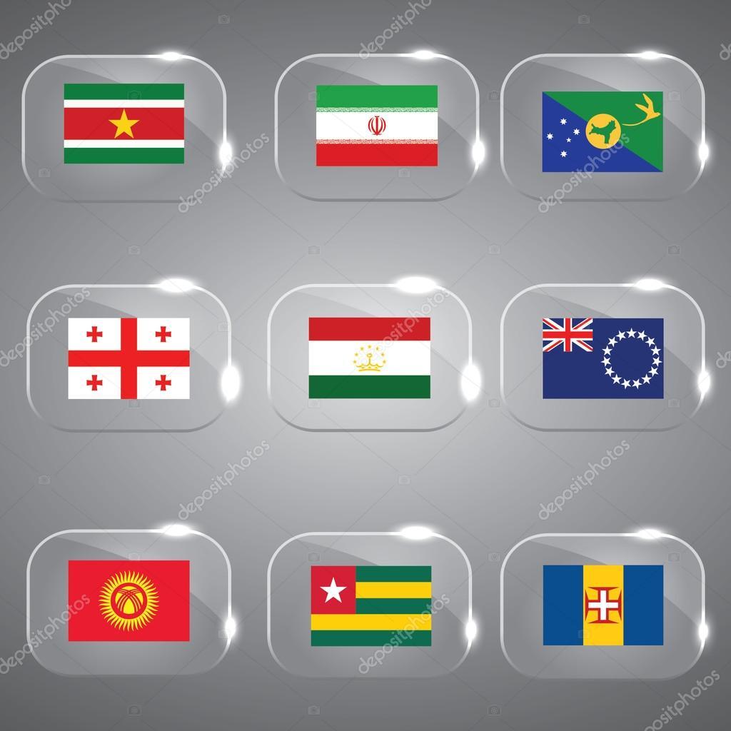 Флаги стран мира флаги европы флаги