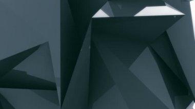 Black Crystal — Stock Video