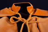 University gown of dean — Stock Photo