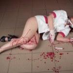Постер, плакат: Bloody nurse
