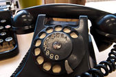 Vintage phone  — Stock Photo