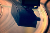 Vitrola vintage — Foto Stock