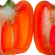 Red Bell Peppers — Stock Photo