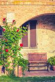 在托斯卡纳的意大利观光 — 图库照片
