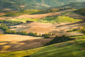 Val d'Orcia Natural Park inscribed on the list of UNESCO in the  — Stock Photo