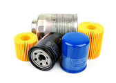 Oil Filter — Stock Photo