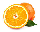 Sweet oranges fruits — Foto Stock