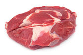 Crude meat — Stock Photo