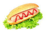 Hot dog — Foto Stock