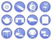House icons set 2 — Stock Vector