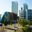 Foto de Stock  : City center Eindhoven Philips Blob