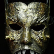 Gothic decorative mask — Stock Photo
