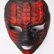 Stock Photo: Red decorative mask