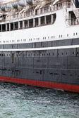 Ocean Liner Detail — Foto Stock