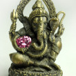 Brass Ganesha — Stock Photo #27761673