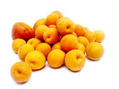 Apricots fruit — Stock Photo