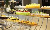 Variety Cakes — Stock Photo