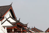 Chinese style roof — Stock Photo