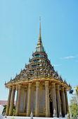 ワット ・ phrabuddhabat、サラブリー県、タイ — ストック写真