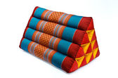 Tradition native Thai style pillow — Photo