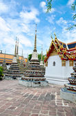 Wat Pho temple, Thailand  — Stock Photo