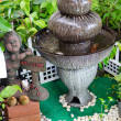 Stock Photo: Outdoor Fountain in the Garden