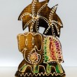 Handicraft Elephant,Souvenir from Bali,Indonesia. — Stock Photo