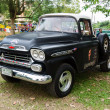 Stock Photo: Chevrolet Apache classic pickup truck