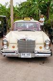 Chevelle Convertible classic car — Stock Photo