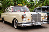 Benz classic car — Stockfoto