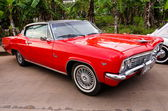 Chevelle Convertible classic car — Stock Photo