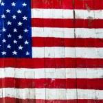 USA, American flag — Stock Photo