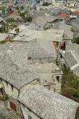 Albania, Gjirokaster, Slate Roofs — Stock Photo