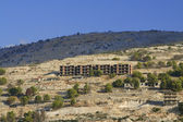 Albania, Sarande, Unfinished Structures — Stock Photo